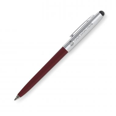 Reveal Metal Pen - Burgundy
