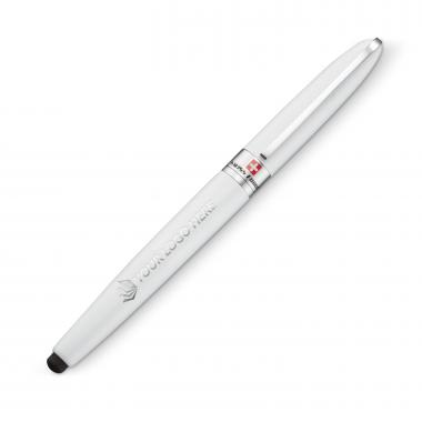 Swiss Force<sup>®<sup> Helius Metal Pen - White